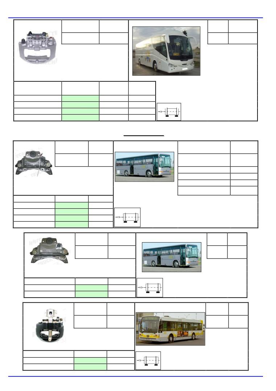pinze freno bus Scania