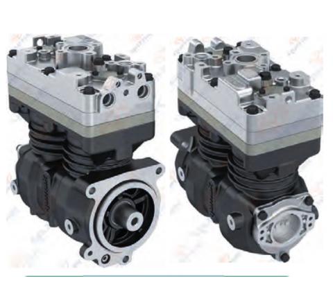 Compressore Aria Scania 01.04.074