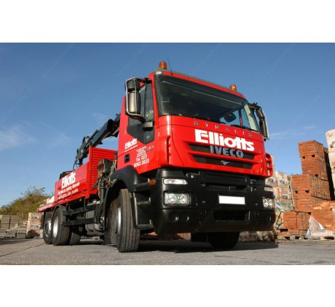 Ricambi Stralis Active Day Active Time Iveco