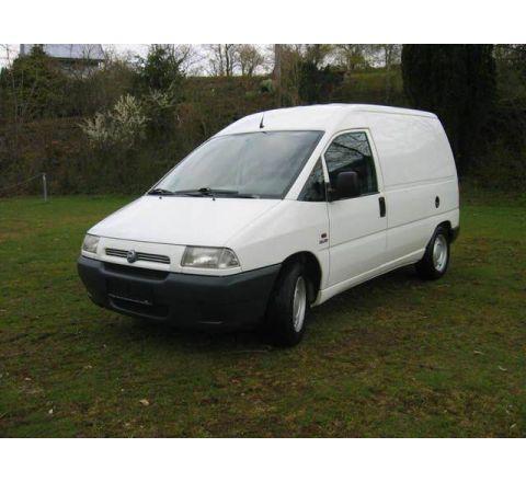 Ricambi Fiat Scudo dal 1995 al 2003