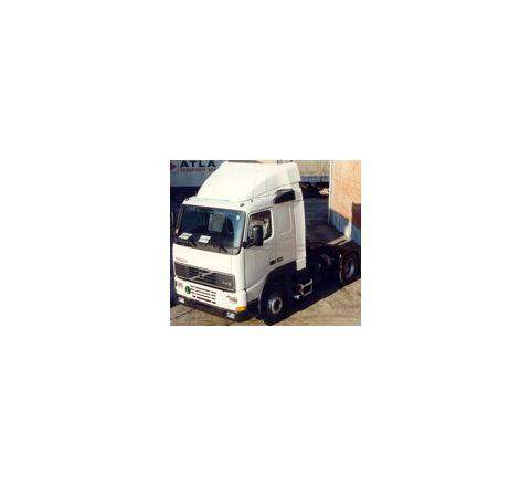 spoiler Volvo FH trattore tetto basso + bandelle