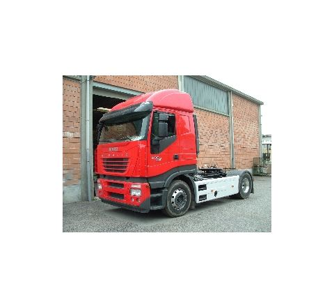 carene Iveco Stralis Active Space 2007 Cube