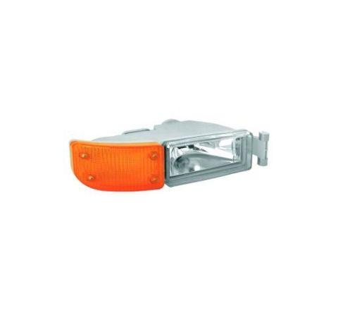 Fanale anteriore (arancione) - Man TGA