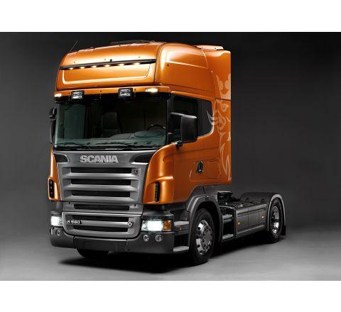 spoiler Scania 144 164 + bandelle