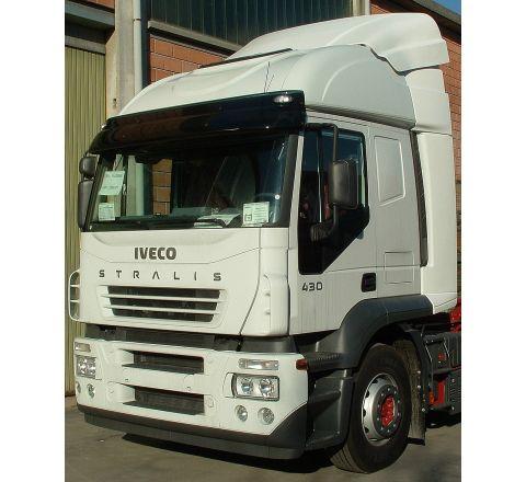 spoiler Iveco Stralis Active Time trattore cabina letto + bandelle