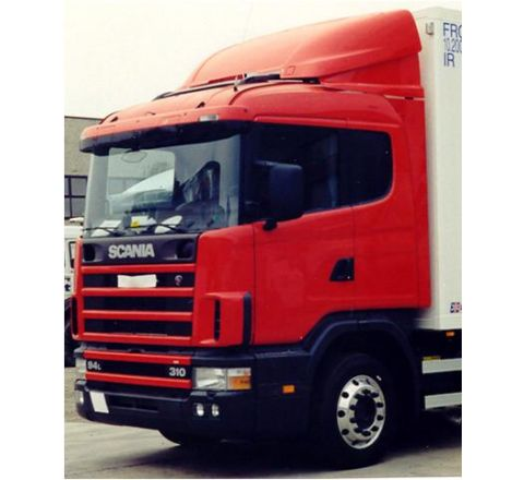 spoiler Scania 144 motrice + bandelle