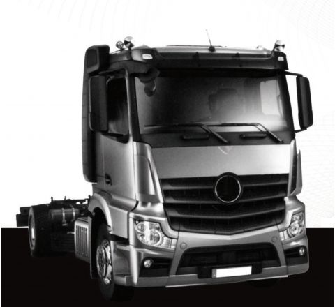 Ricambi Mercedes Actros 4 serie Classic Space 2