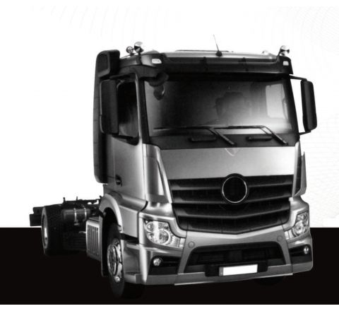 Ricambi Mercedes Actros 4 serie Classic Space 1