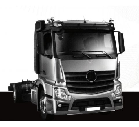 Ricambi Mercedes Actros 4 serie Stream Space 2