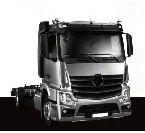 Ricambi Mercedes Actros 4 serie Stream Space 3