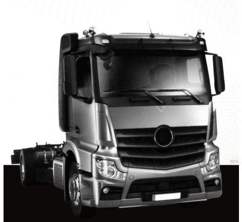 Ricambi Mercedes Actros 4 serie Stream Space 1
