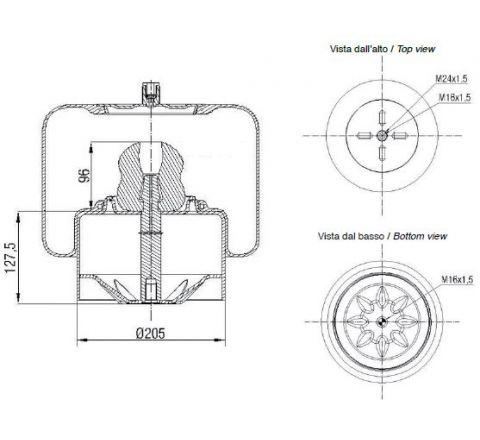 Sospensioni pneumatiche Mercedes